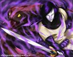 Orochimaru by whiteguardian