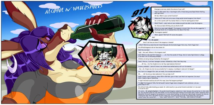 Alcohol and Water Sports by Vertical-Misfit