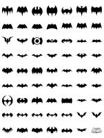70 Years of Bats by TheDoLittle