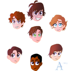 The Losers Club by andrea0325