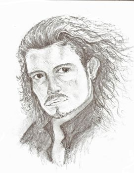 Will Turner by beebecca213