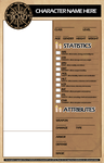 World Road - Member Template by isi-a