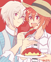 Riku Nanase + Tenn Kujo Birthday [7.9] by n4391