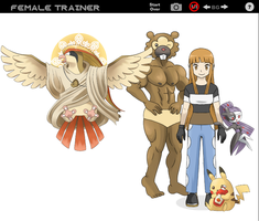 PkmnTrainer 003 by WillowstreamHP