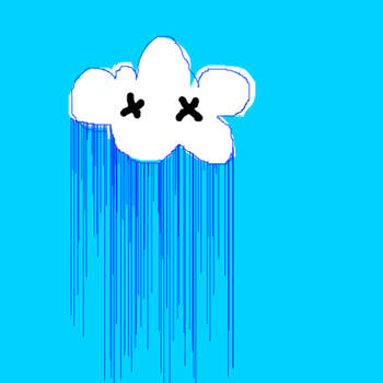 crying rain by Rolrat