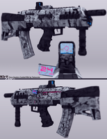 N3r-V CQ Combat Rifle by betasector