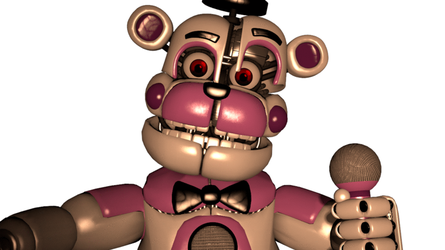 Funtime Freddy MDS UCN jumpscare by Jpizza555