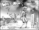 Where Now? - New Voters by Valnor