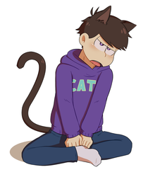 Cat Ichi by ShadowofWolf200
