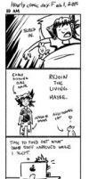 Hourly Comics Day, complete version! by bugbyte