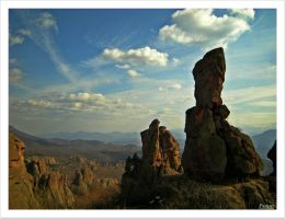 _Belogradchik Rocks_ by PSMnt