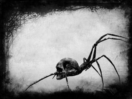 Spiderv2 by UmbraSeraph