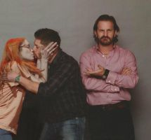 Felicia, Jensen and  Richard Speight seaCon by Irenmd