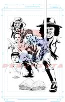 Ang Panday_Inks by debuhista