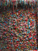 Oh the Gum Wall by Gold-Cadet