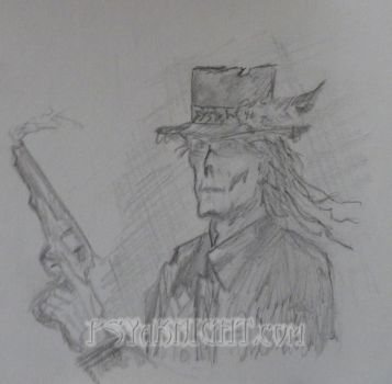 Gunslinger by PSYaKNIGHT