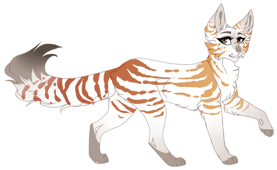 Commission| Full Body - The FearlessHamster by TeapocaIypse