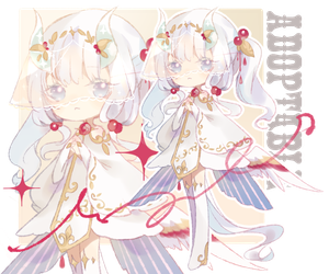 [closed] Adoptable auction by Meowkuro