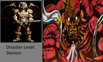 Disaster Level: Demon-Goldar by Prentis-65