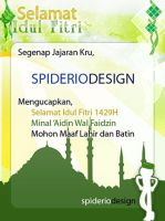 Met Idul Fitri 1428 H by spiderio