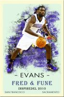 Ginter Style - Tyreke Evans by tyfune818