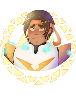 Ray of Sunshine Hunk  by xxlucynekoxx