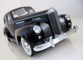 packard one eighty 1938 by EnriqueGomez