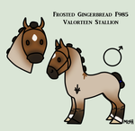 Frosted Gingerbread F985 by Spudalyn