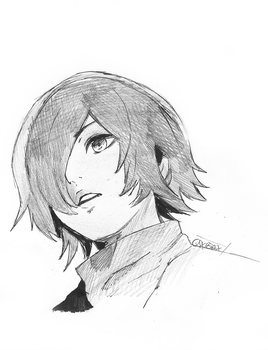 Touka by XieSpace