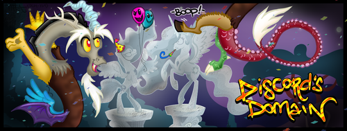 Discord's Domain by Dezy-X29