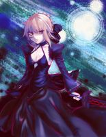 Saber Alter by aureo-ace