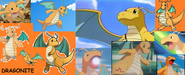 DRAGONITE by sicko69