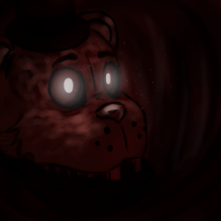 freddy's head by waywardJellyfish