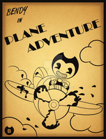 Plane Adventure by Lunabandid