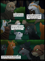 Warriors: Blood and Water - Page 29 by KelpyART