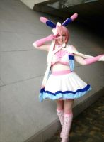Sylveon Cosplay Preview by MintyBlitzz