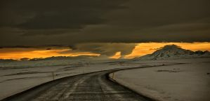 Iceland - distant memories of the endless by PatiMakowska
