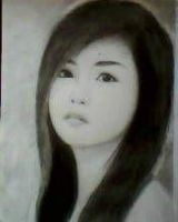2012 drawing - Ms. Julie anne nicole chua :) by nielopena