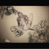 Bartolomeo the Cannibal by ClaireMaeda