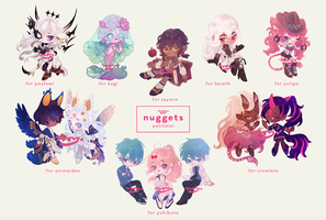 20180421 :: nugget cm 2nd batch by petitster