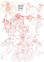 sketchdump0012 by guild-snail