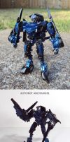 TF Crossovers: Autobot Archangel by Unicron9