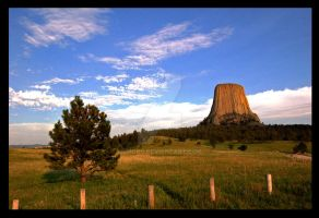 Devils Tower by 2moro
