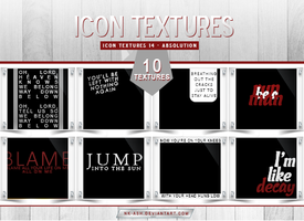 Icon Textures - Absolution by nk-ash