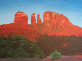 Red Cliffs by PlayerBill