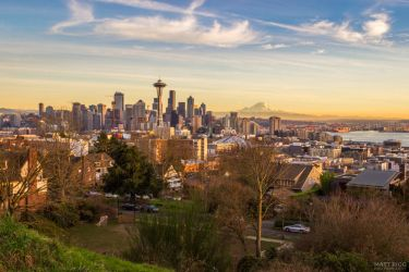 Kerry Park by MattRiggPhotography
