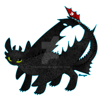 .:Toothless:. by graciegra