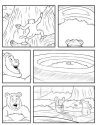 Sobreproteger page 3 of 7 by fdrawer