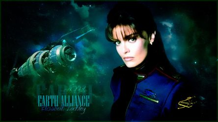 Babylon 5: Earth Alliance 3 by VeilaKs