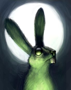 Rabbit by Morriperkele